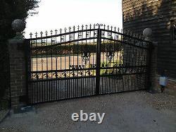Automatic Gate Kit Unité Souterraine De L'entreprise Familiale Anglaise Meilleurs Prix