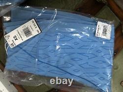 Beyonce Adidas X Ivy Park Icy Park Mesh Monogram Outfit Bleu Clair Taille X-petit