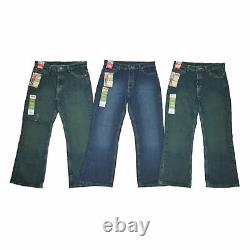Boys Back To School Outfit Lot 6 Piece Jeans T-shirts Taille 16 Husky Namebrand