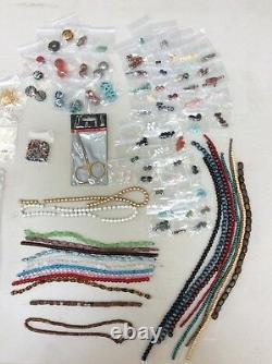 Commencez Votre Fabrication De Bijoux Kit Énorme D'affaires