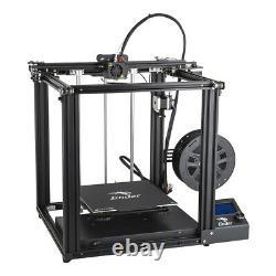 Creality 3d Ender-5 Imprimante 3d Kit Diy 220220300mm Taille D'impression Avec CV