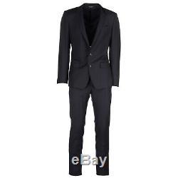 Dolce & Gabbana Anzug Herren G16zmt Fu2nf B3681 Blu Frack Tenue De Fumer