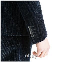 Emporio Armani Anzug Herren 41vfaf41599922 Blu Frack Tenue Fumant Einreiher