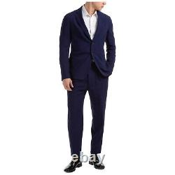 Emporio Armani Anzug Herren 51vf1f51501920 Blu Frack Costume Fumer Einreiher