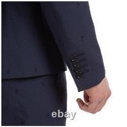 Emporio Armani Anzug Herren 51vmrl51534922 Blu Navy Blu Frack Costume Fumer