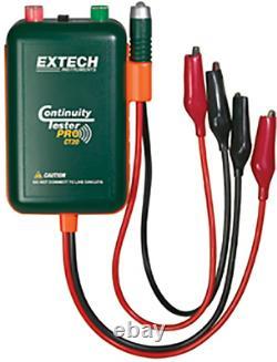 Extech Cb10-kit Handy Kit De Dépannage Électrique Avec 5 Fonctions