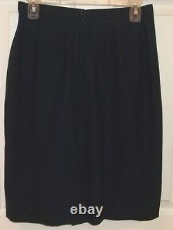 Femmes Kasperblack Business Suit Set8 Petite 8pnew2 Pc Outfit Blazer Jupe