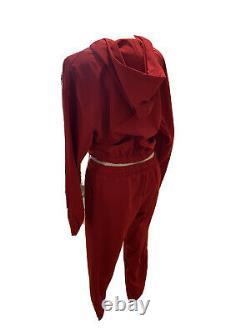 Femmes Prada Milano Outfit Taille Grand 2 Pièces Chaud Marque Nouveau Jamais Écrit