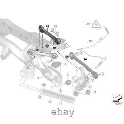Gsp Ak-136-a Adj. Kit Camber Arrière Avec Roulements Sphériques Pour Bmw Série 3 06-11