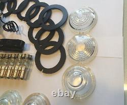 Guide B-31 Tune-up Kit Lens + Gasket + Led Bulb Chevy Fleetline Gm Accessory