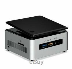 Intel Boxnuc6i5syh Base I5-6260u Dual-core 1.9ghz Mini Pc Nuc Kit