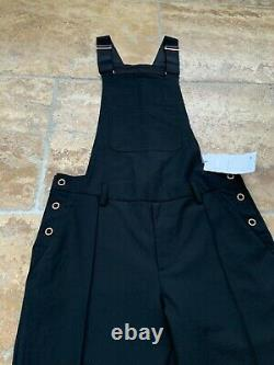 Kit And Ace Mens Black Debut Overalls Taille Us 34 Flambant Neuf Avec Tags $308 Rare