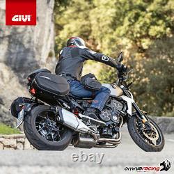 Kit Bauletto Givi Valigia B29n+piastra Piaggio Mp3 300 Entreprises 20122014