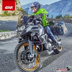 Kit Bauletto Givi Valigia B360n+piastra Piaggio Mp3 Business 500 20122013