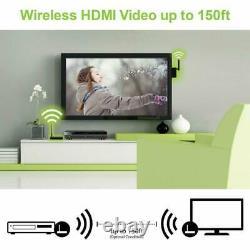 Kit De Connexion Sans Fil Hdmi Tv Iogear, Gwhdkit11
