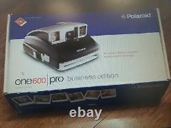 Kit Polaroid One 600 Pro Business Edition. Tout Neuf, Vieux Stock. Sac Inclus