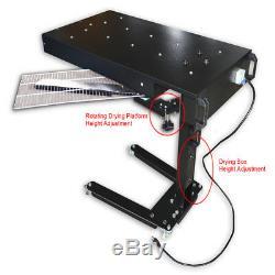 La Meilleure Qualité Ensemble Complet 6 Couleurs 6 Station D'impression D'écran Kit Électroniques