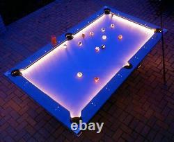 Led Billard Table Lighting Kit Commercial Pool Hall Accessoires D'affaires