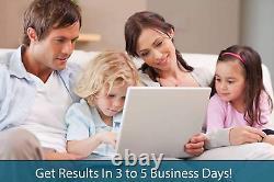 Les Frais De Laboratoire De Kit De Test De Paternité Rapide Comprenaient Les Résultats De L'adn En 2 Jours Ouvrables
