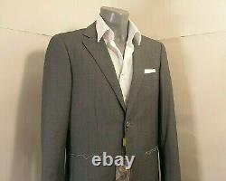 Linea Sartoriale Depuis1976 Suit 2 Pièces Hommes Outfit New Tag Viscosa Bld 48 Drop6