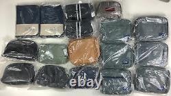 Lot De 17 United Airlines Business Class Amenity Polaris Kit Cowshed Nouveau