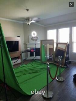 Magic Mirror Party Photo Booth 55 Kit Complet Business Mise En