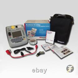 Megger Pat420 Pat Tester Business In A Box (biab) Kit Inc Software & Calibration