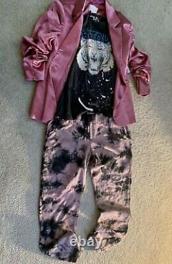 Metallic Lioness Outfit Designer Pieces 1 Of A Kind Put Together Style