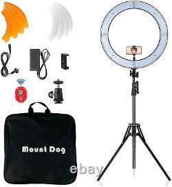 Mountdog 18 Ring Light Kit 55w Bluetooth Led Ringlight Lighting With Tripod For Mountdog 18 Ring Light Kit 55w Bluetooth Led Ringlight Lighting With Tripod For Mountdog 18 Ring Light Kit 55w Bluetooth Led Ringlight Lighting With Tripod For Mountdog