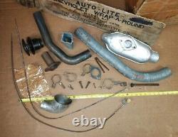 Nos Autolite 29 30 31 Kit D'accessoires De Chauffe-échappement Chevy Ou Plymouth