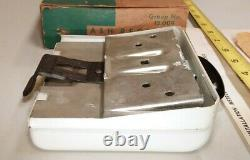 Nos Gm Accessory 1954 Chevy Kit Cendrier De Voiture De Passager Belair 210 150