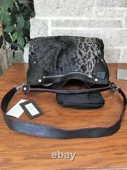 Nwt Mz Wallace Kit Leopard Hobo Tote Sac À Main Sac À Bandoulière Purse 395,00 $