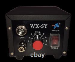 Powder Coating Kit -80kv Home & Business Powder Coating Gun Système De Machine