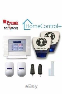 Pyronix Digi-exécuteur Wifi Kit Sans Fil Systèmes D'alarme Home Business Royaume-uni Vendeur