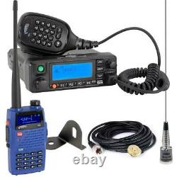Radios Robustes Jeep Radio Kit Digital Business Band Mobile Et V3 Radios De Poche