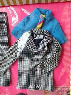 Rare Mip Vintage Ken & Brad Doll Outfit #1434 Big Business 1969 Pristine
