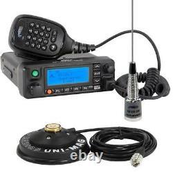 Rugged Radios Radio Kit Rdm-db Digital Business Band Mobile Radio Avec Antenne