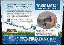 Schneider (pmsl) Test 1 Pk Métal Toxique Kit (5 Jours Ouvrables)