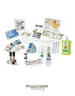 Swiss Just USA Adhérent Spa Business Initial Kit Anglais Espagnol Membresia