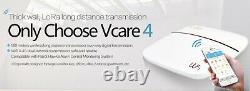 Système D'alarme Sans Fil Vcare Home Business Gsm 3g Sms Gprs Porte Mouvement Sensor Kit