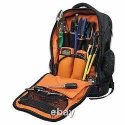 Tool Backpack Organizer Entrepreneur Electrician Bag Box Tool Storage Kit Worker