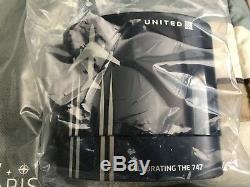 United Airlines Polaris Business Class Kit Complet + Rarissime Pyjama