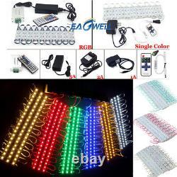 Us 10500ft 3 Led 5050 Smd Module Lights Home Business Store Decoration Lamp Kit