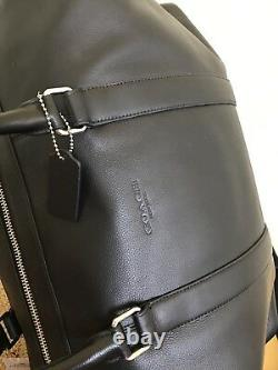 Vente $970 Nwt Coach Men Voyager 52 In Sport Duffle & Matching Travel Kit