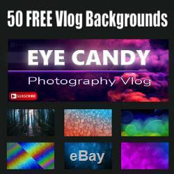 Youtube Podcast Vlog Business Kit Pro Noir Ed. Logiciel Et Bundle Broadcasting